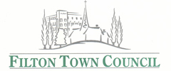 Filton Town Council logo with link to website