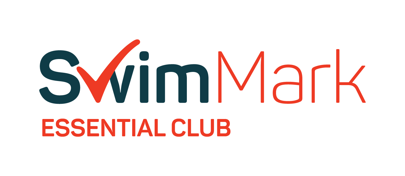 Swim Mark Essential Club logo with link to website